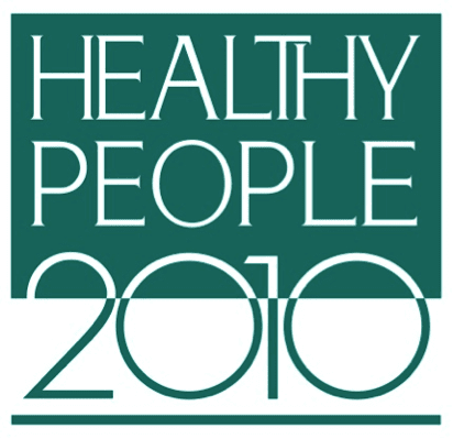 healthy people 2010 Healthy people 2010 is a comprehensive framework for improving the health of americans, built on the foundation of several decades of predecessor initiatives.
